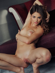 Loretta A Naked Posing