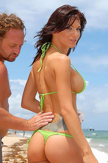Karina Oreilley Beach Babe