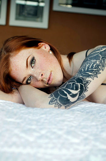 Tattooed Beauty