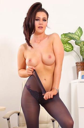 Sexy Secretary Jade Strips