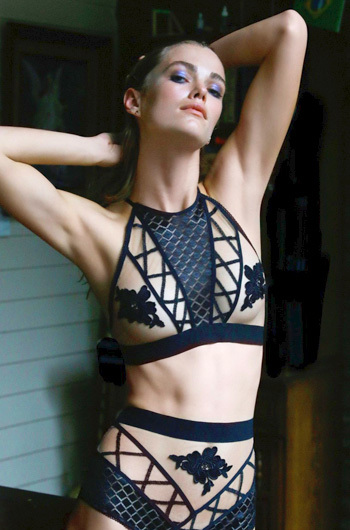 Mathilde Brandi Sexy Celebrity