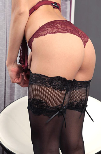 Sapphira Lingerie And Stockings