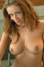 Busty Teen Radka Loves Morning Nudity