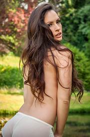 Anastasia Harris Strips In The Nature