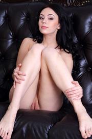 Sheri Vi Nude On A Sofa