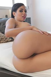 Canela Skins Sexy Round Ass
