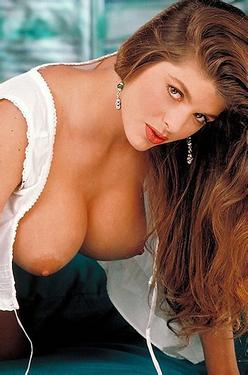 Bodacious Babbette Shows Her Wet Body