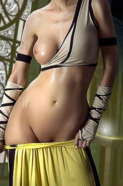 Cosplay Girl Lana