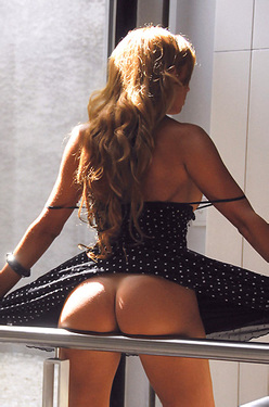 Coty Iaria Playboy International Model