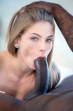 Sydney Cole Having Interracial Hardcore Sex