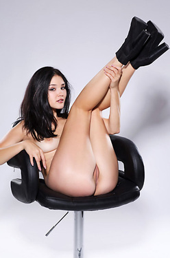 Malena In The Studio