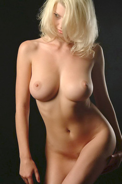 Gorgeous Blonde Girl Mariah